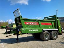 Bergmann TSW 4190 S Тороразпръскващо ремарке втора употреба