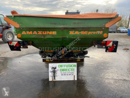 Amazone distributeur d'engrais zam profis used Fertiliser spreader