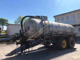 Fortschritt HTS 100.27 barril com bico traseiro usado
