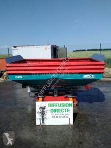 Sulky Fertiliser distributor distributeur d'engrais dpx prima