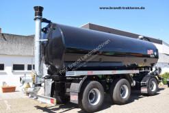 Dreiachs-Vakuum-Transport-Gül Briri Road Master 26000L tonne à buse arrière occasion