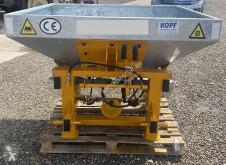 Düngerstreuer 600 Liter Gödselspridare begagnad