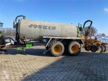 Joskin 14000 liter tandemas met bouwlandbemester en afgif Espalhador de adubo usado