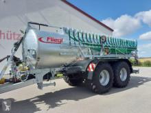 Espalhamento Espalhador de adubo barril com bico traseiro Fliegl MAXX Line Plus Pumpfasswagen PFW 18000 Tandem, Bj. 2021, neu, Skate 150