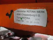 Espalhamento Distribuidor de adubo Rotina 681