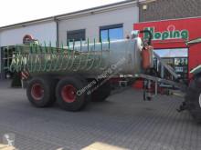 Espalhamento Espalhador de adubo barril com dosador 12m³