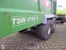 Voir les photos Épandage Bergmann TSW 4190S