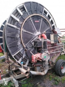irrigación Material de riego usado