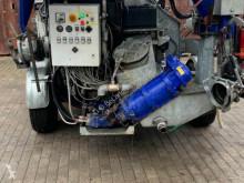 nc Wittrock Güllepumpe mit Aufbaumotor
