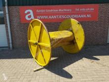 Irrigación Losse trommel voor Baars haspel Enrollador usado