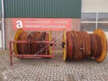 Irrigación Wissel haspel met 2 losse trommels usado