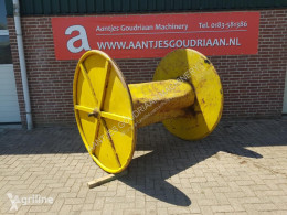 Losse trommel voor Baars haspel Upprullningsmaskin begagnad