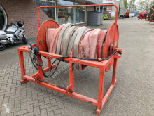 Irrigación Enrollador Schrijver haspel