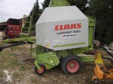 Claas VARIANT 280 Presse à balles rondes occasion