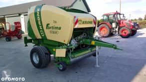 Henificación Rotoempacadora Krone Fortima V 1500 MC