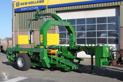 Nc Baler/wrapper 998 High speed