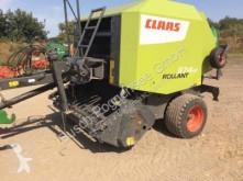 henificación Claas Rollant 374 RC