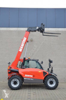 Press hög densitet Manitou MLT 625-75 H Premium