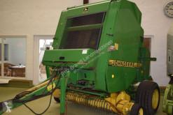 Henificación Rotoempacadora John Deere 580