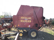 New Holland BR 658 BALL COMMAND used Round baler