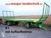 Pronar T022 Ballenwagen (Auflaufbremse) (TO22)