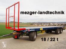 Plateau fourrager nc Ballenwagen UBW 18 (Quaderballenwagen)