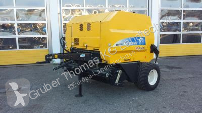 View images New Holland BR6090 CROPCUTTER haymaking