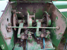 Presă densitate medie second-hand John Deere 332