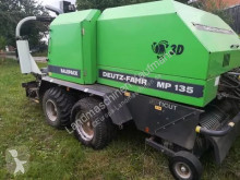 Deutz Baler/wrapper