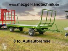 Plateau fourrager Pronar T022 Ballenwagen (Auflaufbremse) (TO22)