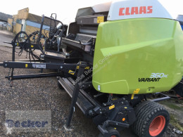 Claas Variant 360 RC Press med runda balar begagnad