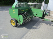 John Deere High-density baler 219