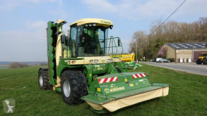 Faucheuse conditionneuse Krone BIG M 420