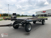 Fliegl ZPW 100 used Fodder flatbed