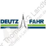 Przetrząsacz siana Deutz-Fahr