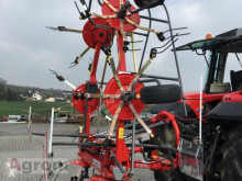 Henificación Equipo forrajero Massey Ferguson TD 676 DN