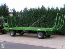 Pronar 2-achs Ballentransportwagen, TO 22; 10,0 to, NEU new Fodder flatbed