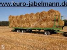 Pronar 3-achs Ballentransportwagen, TO 26; 18,0 to, NEU Foderflak ny