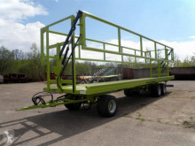 MD Landmaschinen CW Ballentransportwagen BTW V 9 , 21 T Foderflak ny