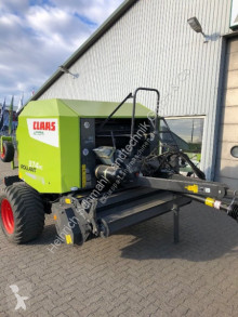 Press med runda balar Claas Rollant 374 RC Pro