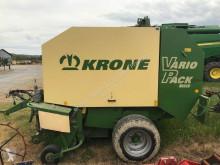 Henificación Rotoempacadora Krone