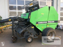Deutz-Fahr Press med runda balar begagnad