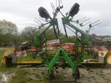 Deutz-Fahr haymaking