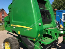 John Deere High-density baler 864 PREMIUM