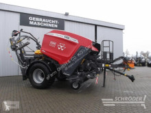 Massey Ferguson Press med runda balar begagnad