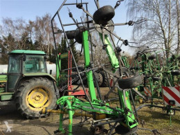 Deutz-Fahr haymaking used