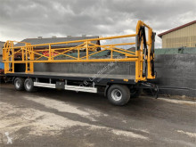 Nc Wielton PRS-3S/S18 used Fodder flatbed
