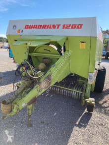 Press hög densitet Claas Quadrant 1200