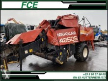 Presse à balles carrées New Holland 4860 S *ACCIDENTE*DAMAGED*UNFALL*