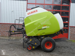 Claas VARIANT 385 RC PRO used high density square baler